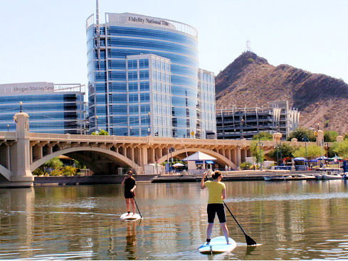 Cssa 2017 convention for Tempe town lake fishing